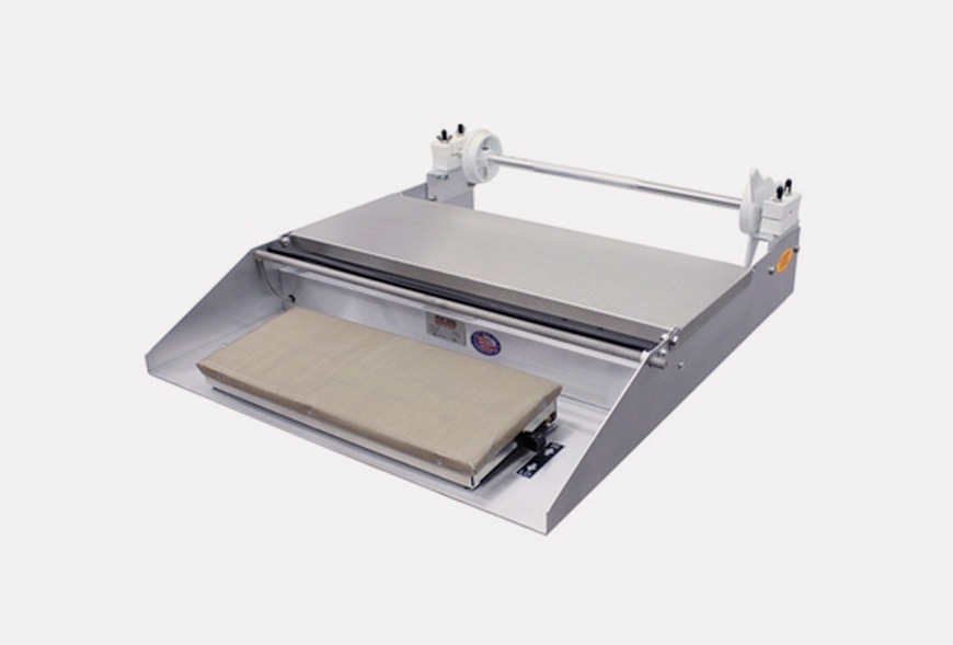 Emballeuse manuelle 625A. Table Top Wrappers 625A