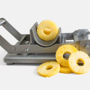 Tranche-ananas EB-T1. EB-T1 pineapple slicer