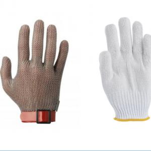 Gants de protection et gants de boucher Safety gloves - Cut resistant